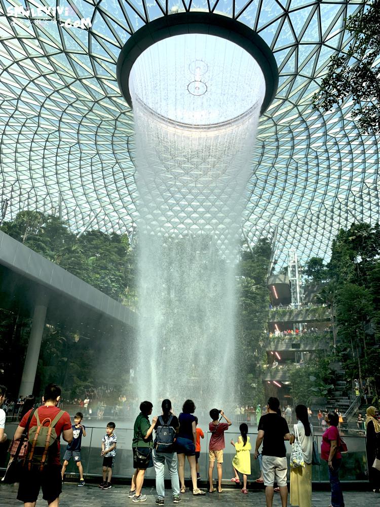 新加坡∥新加坡機場星耀樟宜(Jewel Changi Airport)最美的機場景點、最高室內美麗瀑布 14 49536161723 26c8f68235 o