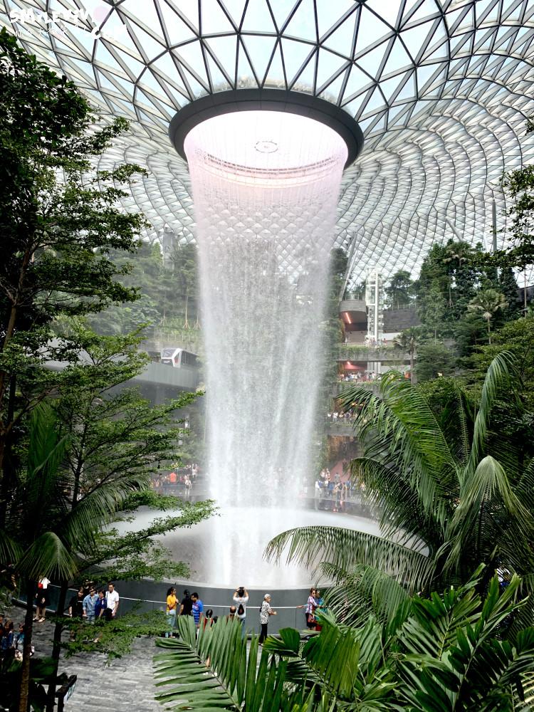 新加坡∥新加坡機場星耀樟宜(Jewel Changi Airport)最美的機場景點、最高室內美麗瀑布 35 49536162563 0d7fffcc5c o