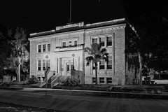 City of Avon Park, City Hall building, 110 E Main Street, Avon Park, Florida, USA / Built: 1928-1934 / Addition & Renovations: 1992-2014-15 / Original Architects: W.J. Heim, John McMichael / Restoration Architect: Terry A. Hunter /  Floors: 2 + Basement (Photographer South Florida) Tags: avonpark highlandscounty florida historical city cityscape urban downtown centralflorida centralbusinessdistrict building architecture commercialproperty cosmopolitan metro metropolitan metropolis sunshinestate realestate commercialoffice lakeverona historicalflorida oldflorida jacarandahotel streetphotography gazebo cityofavonparkcityhallbuilding 110emainstreet usa contructed19281934 additionrenovations1992 wjheim johnmcmichael terryahunter floors2basement