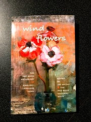 How about that! Flowers on Valentines Day! Thrilled to be included in Wind Flowers, the Red Moon Anthology of the best English Language Haiku from 2019.  ~ #WindFlowers #RedMoonPress #Haiku #Poetry (Ben Moeller-Gaa) Tags: windflowers haiku poetry redmoonpress