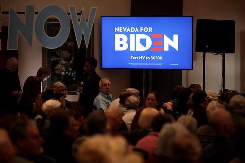 Joe Biden sign by Gage Skidmore, on Flickr
