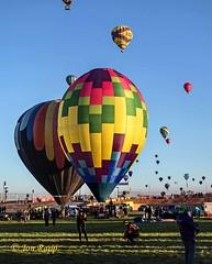 Resurrexion (ABQ) (edit) (MO FunGuy) Tags: 2019albuquerqueinternationalballoonfiesta newmexico hot air balloon