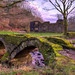 Wycoller Packhorse Bridge HDR
