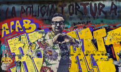 SALVADOR (jpi-linfatiko) Tags: nikon d7200 sigma1770 calle street city ciudad graffiti grafiti urbana urban urbano exterior murallas muros mensajes messages protest protesta
