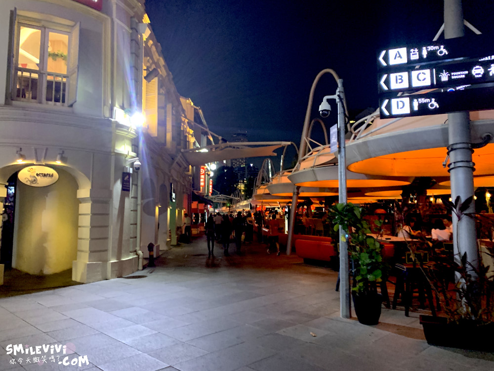 新加坡∥岸邊欣賞克拉碼頭(Clarke Quay)不夜城、 Clarke Quay Central 購物中心吃喝玩樂夜晚好去處喝1杯 38 49536643401 81e009d1d2 o