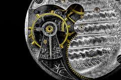 Just a Standard Watch (KellarW) Tags: mechanical movements steampunk art metallic newyork gold engineeringmarvel engineering tictoc metal pocketwatch gears usa mechanicalmarvel etching standardwatch madeintheusa ticktock style craftsmanship antique time silver oldschool