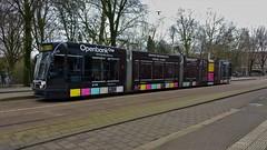 Va Banque 2 (Peter ( phonepics only) Eijkman) Tags: amsterdam city combino colorbino gvb tram transport trams tramtracks trolley rail rails strassenbahn streetcars nederland netherlands nederlandse noordholland holland