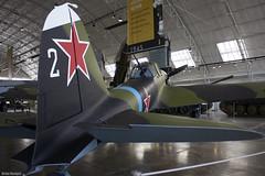 Ilyushin II-2 Shturmovik (Brian Rempel) Tags: historicair ilyushin ii2m3 shturmovik wwii russia russian flyingheritageandcombatmuseum