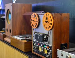 Turntable vinyl record player for sale (phuong.sg@gmail.com) Tags: acoustic album analog audio audioequipment background black classic club deck design disc disco disk electronic entertainment equipment gramophone hifi hipster label listen lp media music musical needle old plastic play player record retro sound stereo studio style techno technology track turn turntable vintage vinyl vinyldisc vinylrecord