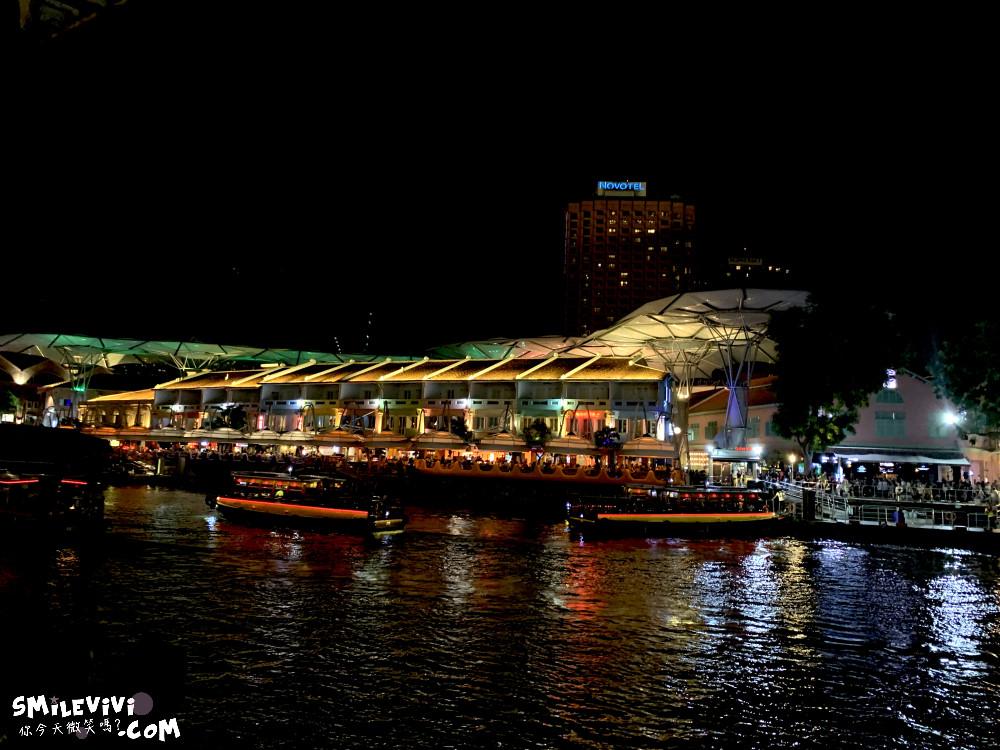 新加坡∥岸邊欣賞克拉碼頭(Clarke Quay)不夜城、 Clarke Quay Central 購物中心吃喝玩樂夜晚好去處喝1杯 31 49536874077 f570c70e0f o
