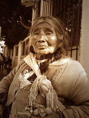 retrato chiapaneco (3) (Harry Szpilmann) Tags: sancristobaldelascasas indian woman indigena mexique chiapas mexico streetphotography
