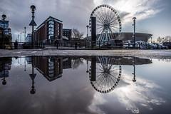 LIVERPOOL (James Stonley) Tags: liverpool reflection albert dock