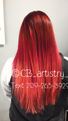 706CA150-1288-4F65-A854-26A6204293C3 (cassidielace) Tags: hair haircolor hairstyle hairstylist photography makeup cassidielace
