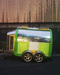 Street Food (Richard_Wain) Tags: street food green nottingham van