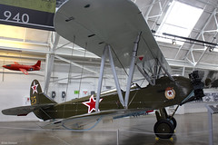 Polikarpov U-2/Po-2 (Brian Rempel) Tags: historicair flyingheritageandcombatmuseum polikarpov u2po2 sovietunion russia russian wwii biplane