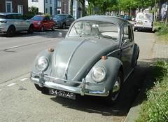 1965 Volkswagen 1200 Kever 54-57-AF (Stollie1) Tags: 1965 volkswagen 1200 kever 5457af wijkbijduurstede