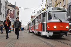 STREET (Roi.C) Tags: street candid people peoples train standing walking talking outdoor nikkor nikon d5300 europe man road buildings building composition photography photograph photo camera capital city 18140mm urban travel tram perspective frame framing lens lighting interesting digital town image humans persons 2019 bratislava streetphotography urbanphotography cityphotography slovakia