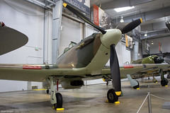 Hawker Hurricane Mk.XIIA 2 (Brian Rempel) Tags: historicair flyingheritageandcombatmuseum hawker hurricane mkxiia canadiancarandfoundry ccf raf royalairforce rcaf royalcanadianairforce wwii