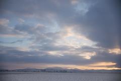 雪原の朝 (あおい.) Tags: japan nature winter sky cloud morning snow 日本 自然 冬 朝 雪 空 雲