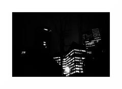Tokyo - Roppongi (Punkrocker*) Tags: leica m7 summicron asph 35mm 352 film kodak trix pushed 1600 nb bwfp bnw monochrome street city people night tokyo roppongi japon japan nippon nihon travel