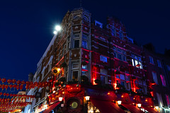 Soho - Chinatown (Konstantinos CY) Tags: london soho chinatown night trip uk mirrorless mirrorlesscamera fuji fujifilm xt100 daytrip attraction central centrallondon famous westminster beautiful building chinese heartoflondon lights orange