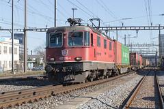SBB Re 4/4 420 235 Pratteln (daveymills37886) Tags: sbb re 44 420 235 pratteln 11235 cargo