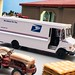 USPS Mail Delivery on the Move