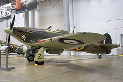 Hawker Hurricane Mk.XIIA (Brian Rempel) Tags: historicair flyingheritageandcombatmuseum hawker hurricane mkxiia canadiancarandfoundry ccf raf royalairforce rcaf royalcanadianairforce wwii