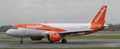 G-UZHZ easyJet Airbus A320-251 neo 2 (ahisgett) Tags: manchester man ringway airliner a320 neo