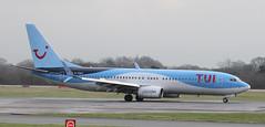 G-FDZT TUI Airways Boeing 737-8K5(WL) (ahisgett) Tags: manchester man ringway airliner