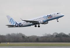 G-FBJC Flybe Embraer ERJ-175STD (ERJ-170-200) 2 (ahisgett) Tags: manchester man ringway airliner