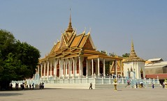 D8 The Silver Pagoda, The Royal Palace Phnom Penh