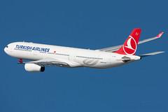 Airbus A330-300 Turkish Airlines TC-JNK MSN 1172 (Guillaume Besnard Aviation Photography) Tags: lebl bcn barcelona barcelonaelprat barcelonaairport barcelonaaeroport barcelonaaeropuerto joseptarradellasairport plane planespotting canoneos canonef500f4lisusm airbusa330300 turkishairlines tcjnk msn1172 cn1172 airbusa330 canoneos1dsmarkiii