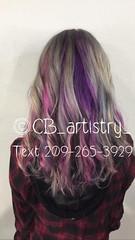 3EEAE003-603C-463D-9EDE-47CDE6C7B5D1 (cassidielace) Tags: hair haircolor hairstyle hairstylist photography makeup cassidielace