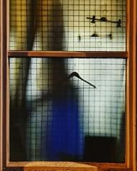 City Window (Richard_Wain) Tags: nottingham window night