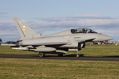 Typhoon T3 ZK382 'FX' 1(F) Squadron (Mark McEwan) Tags: eurofighter typhoon typhoont3 zk382 1squadron 1fsquadron royalairforce raf rafleuchars leuchars fighter airdefence aviation aircraft airplane military
