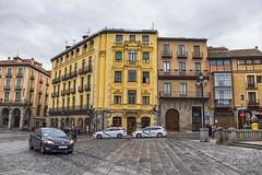 Plaza Mayor (lebeauserge.es) Tags: segovia españa ciudad calle plaza edificio historico historia