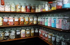 Sweets for my Sweet. Smile on Saturday (Martellotower) Tags: sweetsformysweets smileonsaturday sweets jars shop