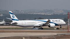 El Al B789, 4X-EDB, TLV (LLBG Spotter) Tags: elal b787 tlv 4xedb airline aircraft llbg