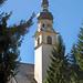 Lermoos, Ortsmitte (25) - Kath. Pfarrkirche Sankt Katharina