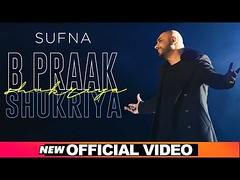 Shukriya Song Lyrics - B Praak   Sufna (stylebookie) Tags: album song lyrics punjabi