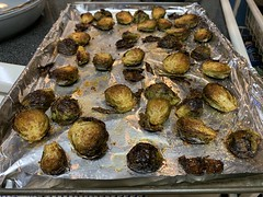 Roasted Brussel Sprouts (_BuBBy_) Tags: roasted brussel sprouts