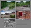 Traction movements at Barrow Hill, Foxlow Junction & Slitting Mill - 8683+89+93+95+BFA6282