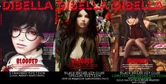Dibella Magazine Vol. 9 (Kali (Scarlet Elf)) Tags: skyrim sexy kali calithea lithren mina harker saya haijin assassin vampire dibella magazine alternate special cover beautiful scenery landscape