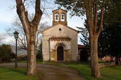Iglesia de San Esteban de Sograndio (Pramaro) Tags: sanesteban sograndio oviedo asturias iglesia church rural countryside arte art hdr romanico romanesque