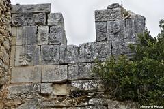 Relieves. (Howard P. Kepa) Tags: paisvasco castillaleon alava condadodetreviño ochate restos ruinas abandonado iglesia