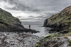Photo of Red raincoat