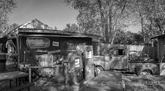 Old Pumps (kevnkc2) Tags: stdntsdoncooper lightroom newyork geneva senecalake summer winery brewery vacation lake castle nikon d610 tamron 2470mmg2 sp2470mmf28divcusdg2a032n