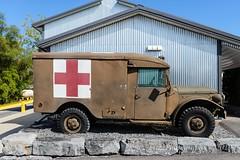 Army Ambulance (kevnkc2) Tags: stdntsdoncooper lightroom newyork geneva senecalake summer winery brewery vacation lake castle nikon d610 tamron 2470mmg2 sp2470mmf28divcusdg2a032n