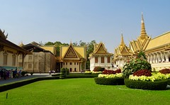 D8 The Royal Palace Phnom Penh